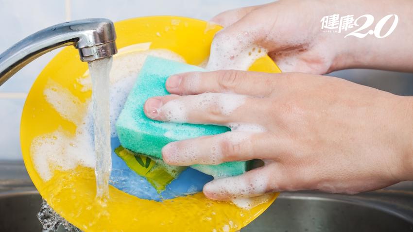越乾淨越健康?這種洗碗方式,過敏風險增加1倍