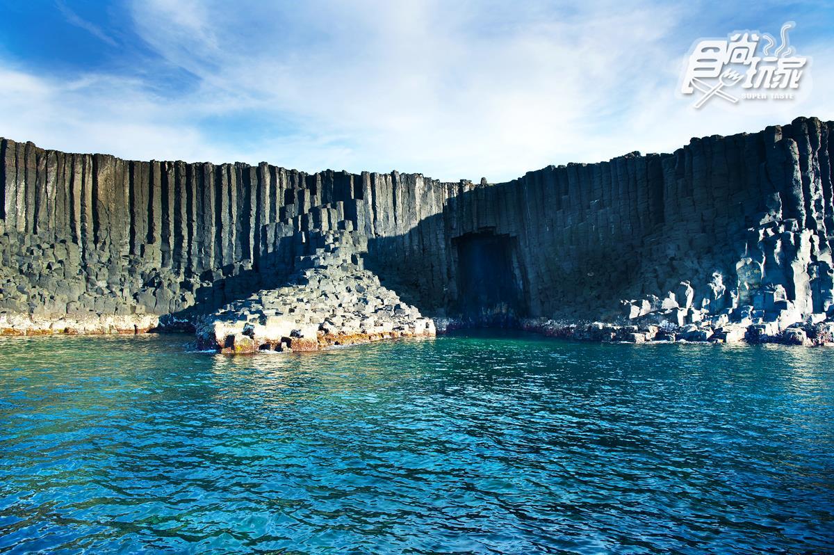 藍洞 澎湖景點