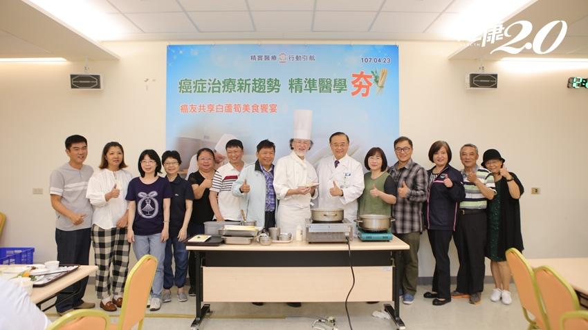 除了精準醫療,新光老董吳東進也進口這食材幫癌友抗癌