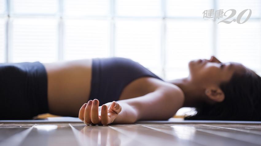 肌肉不緊繃了!持續做這個柔軟運動,呼吸、消化器官也通暢
