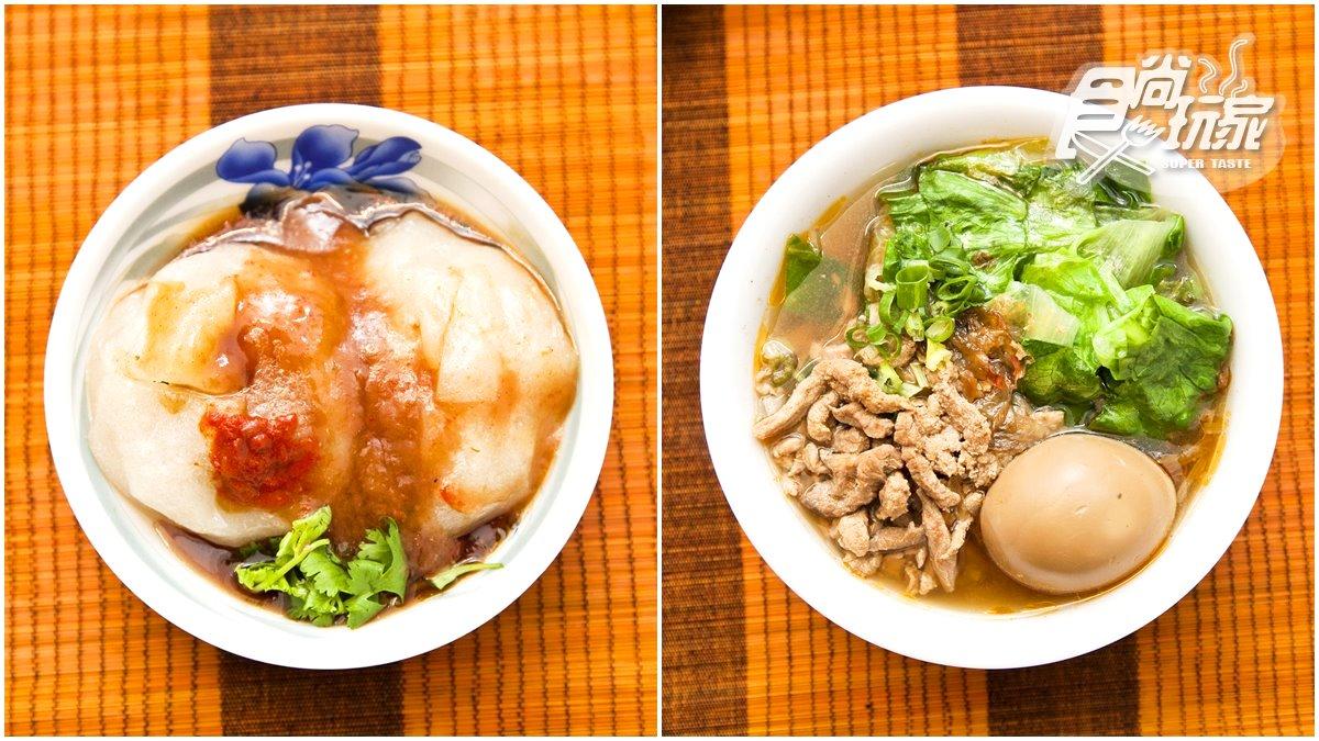 桃園、中壢、龍潭12家超有哏美食:冷吃「牛汶水」、《本草綱目》排骨酥、蛋花米干