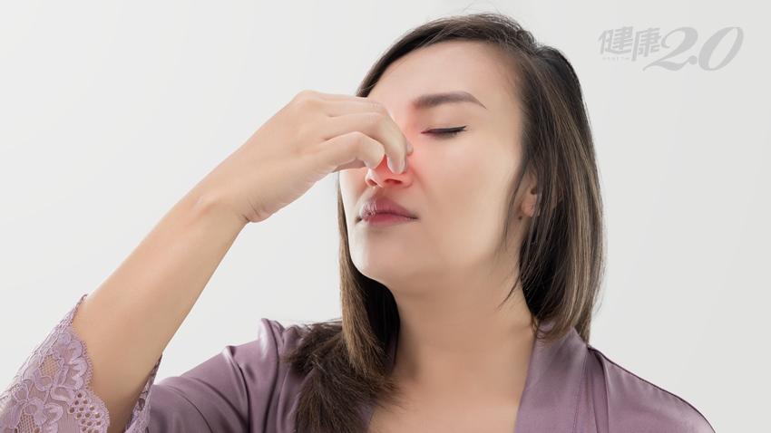 別輕忽氣喘合併鼻炎 他「吸不到氣」半年急診3次