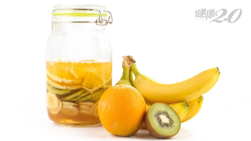醋和酵素差在哪?水果做成酵素,營養有更加分嗎?