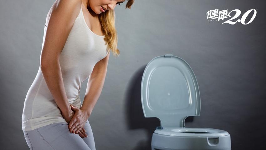 老是忙到沒時間喝水上廁所!當心膀胱敏感找上妳
