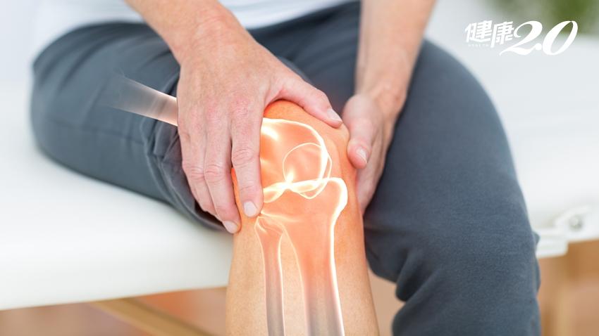 保護你的膝關節:請記好「1多1少」口訣