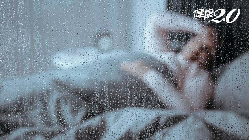 梅雨一來,腰痠胸悶全上身?這樣做有效抵擋「氣象病」