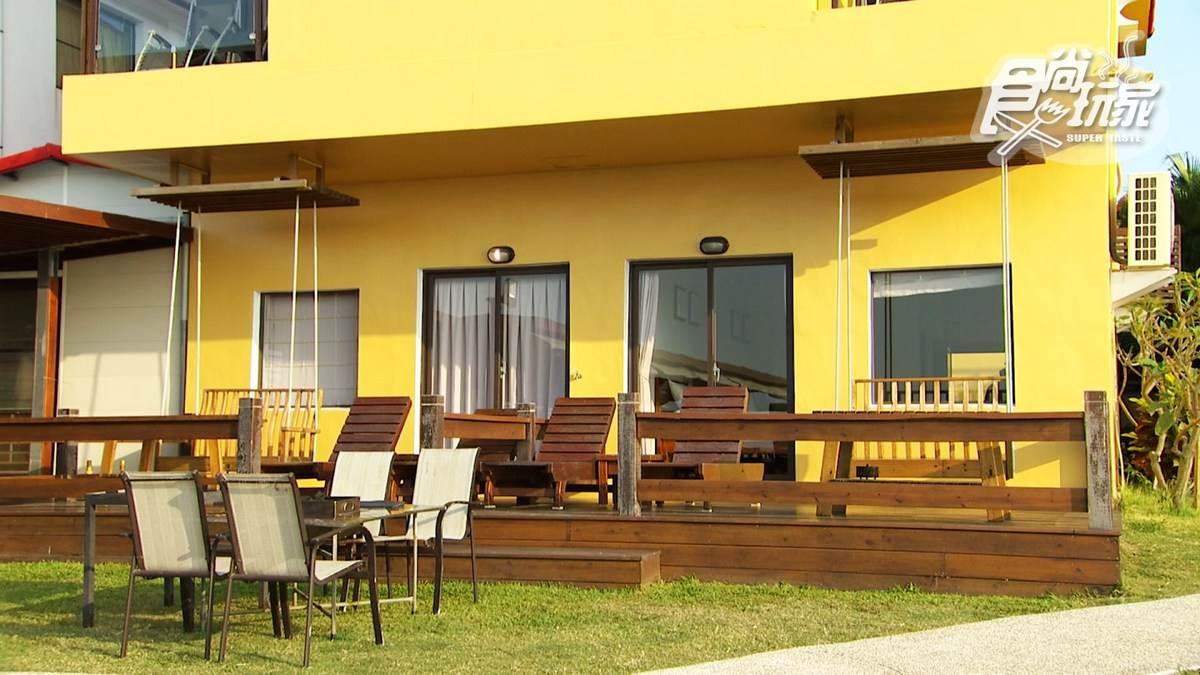 度假就是要南洋風Villa 有無邊際泳池才有FU啊