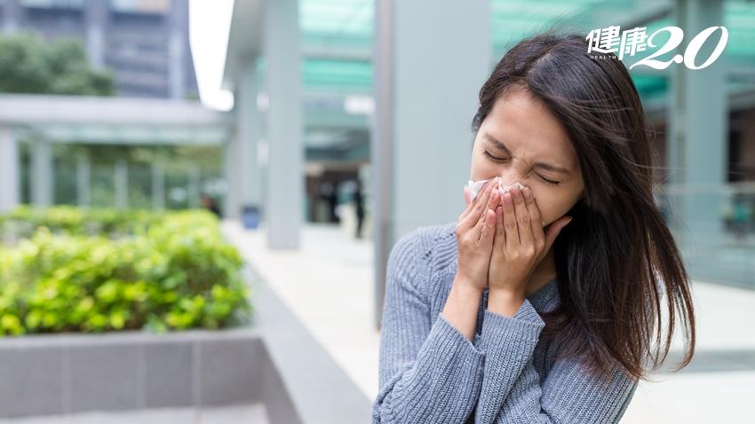 這4種人最容易打噴嚏 中醫傳授「一招調養術」