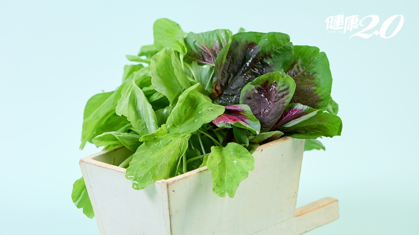 它是蔬菜類「補鐵冠軍」!營養師教你1招提升鐵吸收