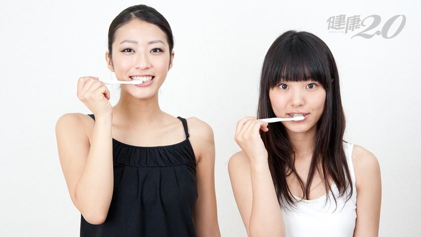 每天刷牙真的乾淨嗎? 醫師教你正確口腔保健