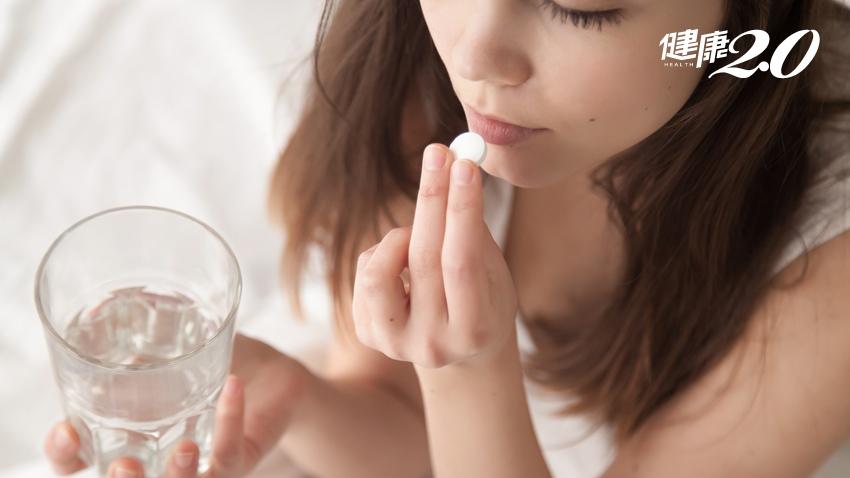 這樣吃止痛藥有危險!尤其和這2種飲料併服更慘