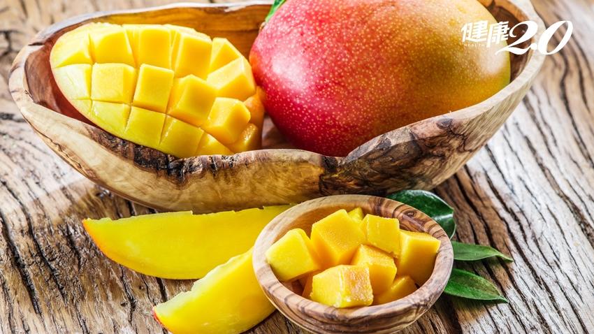 芒果很毒會過敏?中醫破解「毒」怎麼來,避禁忌安心吃