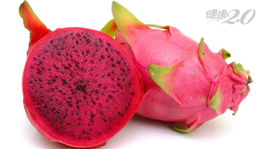 夏天養心要吃「紅」!營養師提醒:火龍果皮功效大別丟