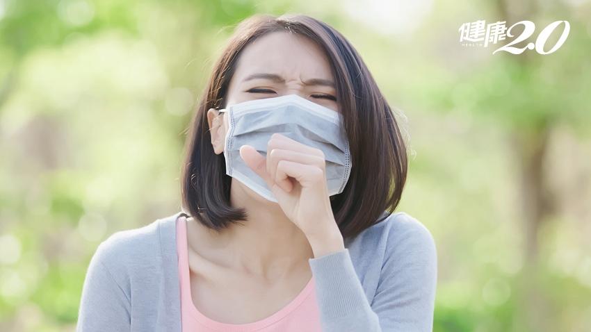 慢性咳嗽只是過敏?當心氣喘上身不自知