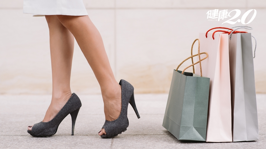 穿高跟鞋有害健康?避開3件事照樣穿免驚!