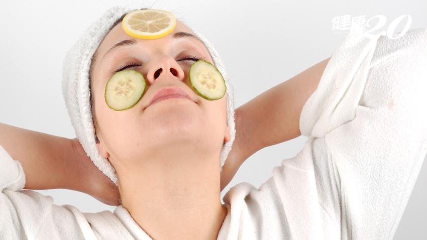 天然ㄟ尚好?自製面膜當心「反效果」讓皮膚崩壞