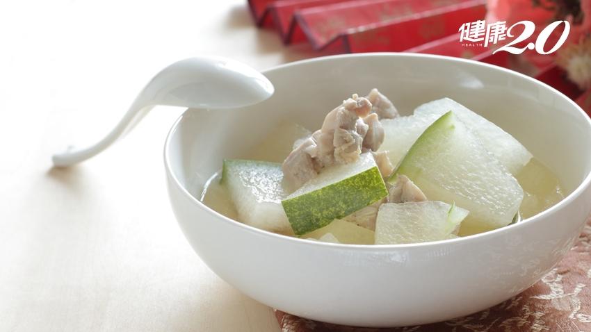 「減肥瓜」解暑熱 連皮帶籽煮湯更營養