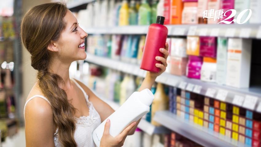 洗髮精選「這顏色」最沒風險!專家公開私房養髮撇步