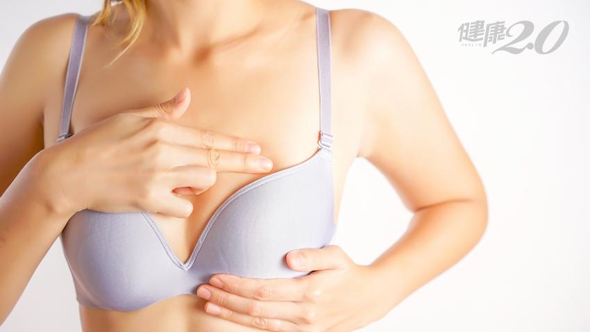 摸得到已經是2期!醫師教你防乳癌「2點」不漏