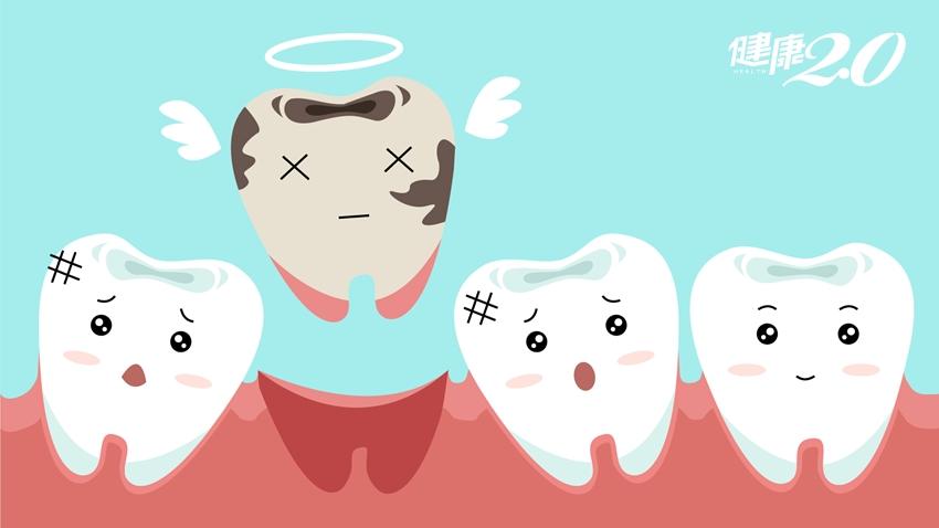 疲勞、消化差、脊椎側彎…缺一顆牙後果竟然這麼嚴重!
