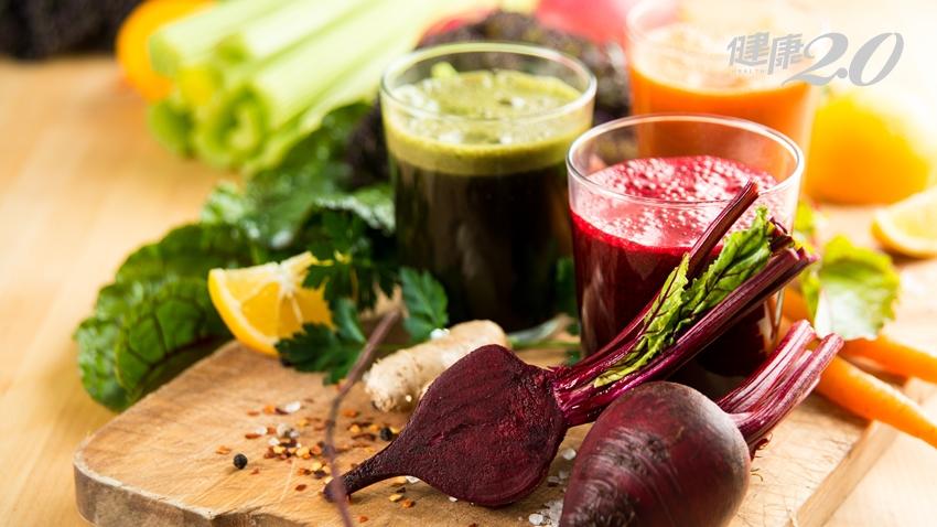 植化素是狠角色!教你吃對5種顏色 成功抗病、降發炎