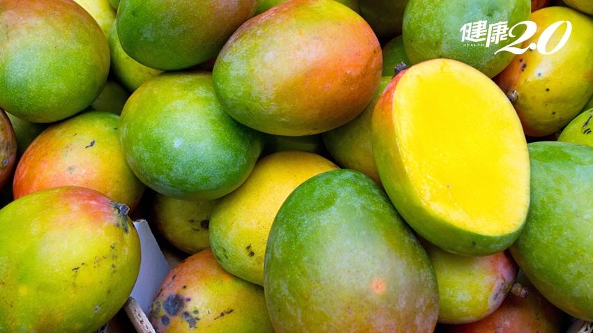 「芒果」護眼、防癌、降血壓,出現黑點代表什麼?
