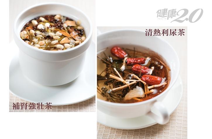 水腫、腰骨痠痛、更年期?吃「黑色」排腎毒 2杯茶補腎力