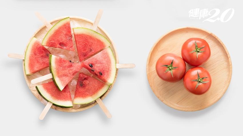 吃「紅色」抗氧化養顏!西瓜這樣保存,茄紅素更多