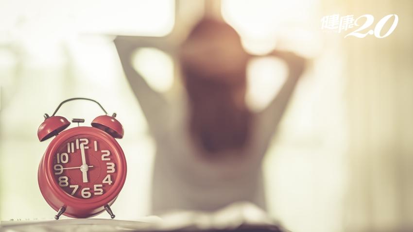 我該睡幾小時最健康?日本醫師傳授「真人實測法」