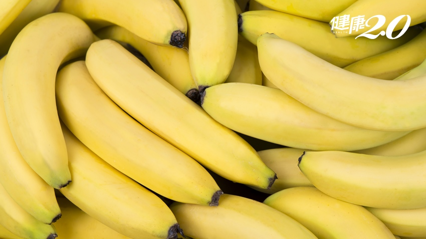 除了減肥助消化,香蕉好處多連營養師也激推