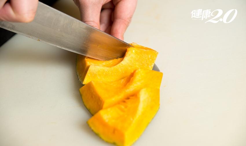 南瓜巧搭4種食材 營養師:連皮一起吃更好!