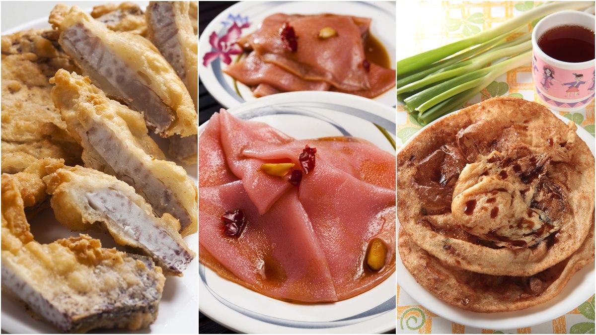 只有這裡吃得到!8間「花蓮元老級」小吃:全台唯一「紅色」黑輪、現炒溫體大蝸牛、「番茄味」米糕