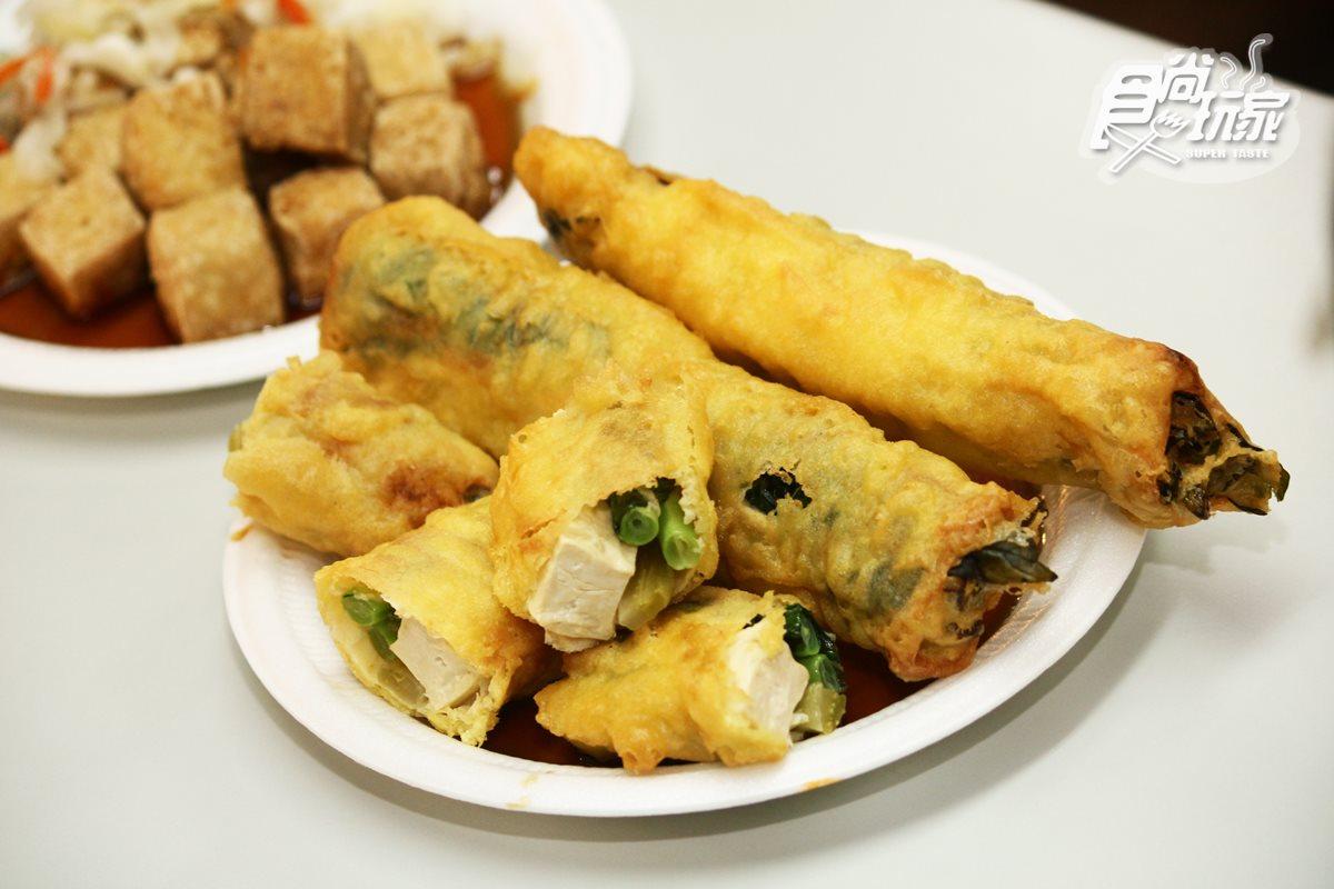 7家隱藏版小吃就在「台南東區」:祖傳祕方當歸鴨、臭豆腐酸菜捲、乾煎肉圓、30年魷魚油飯