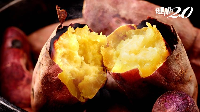 低GI明星食物:地瓜助排便、穩血糖、排毒又抗癌