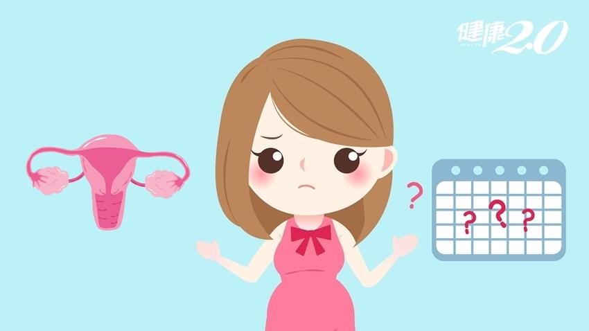 害你變胖、不孕、亂經?4招甩開「多囊性卵巢」瘦下來