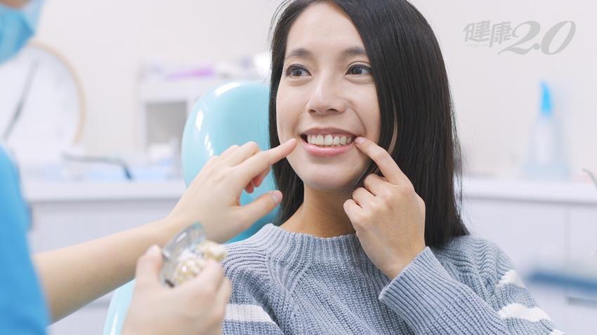 戴粉晶、鈦晶增人緣?原來找牙科醫師就有效