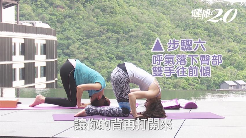唐幼馨2招「骨盆畫圓操」 下半身變緊實、臀部線條更美