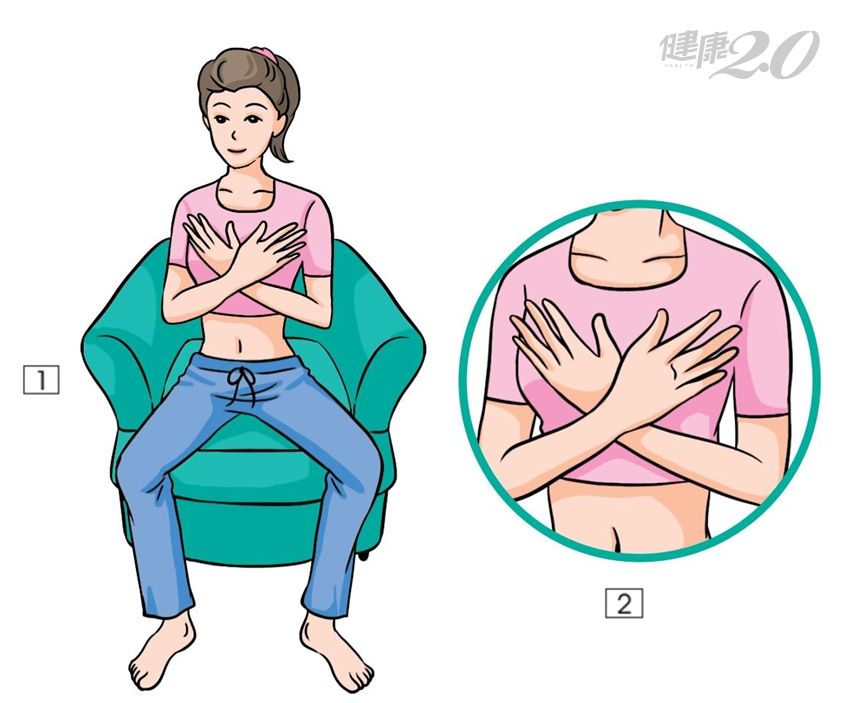 血壓上升是壓力造成!「一招放鬆法」每天做10分鐘就夠