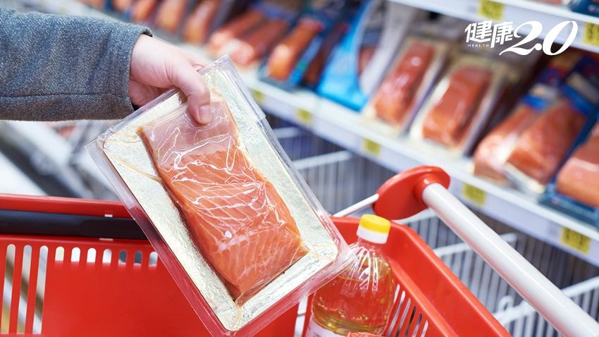 鮭魚護眼又護心!每天吃「這部位」手掌一半大小剛剛好