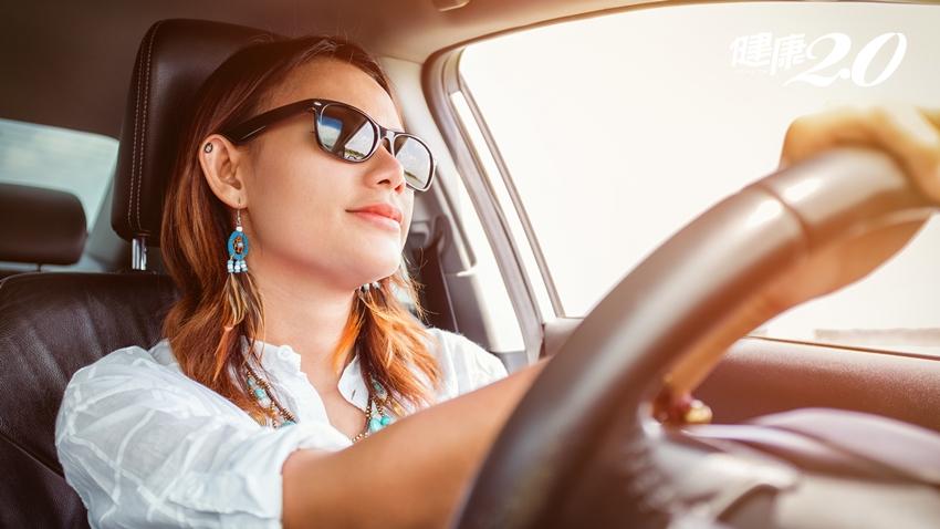4重點選一副合適的太陽眼鏡,開車族別忘了「這一款」!