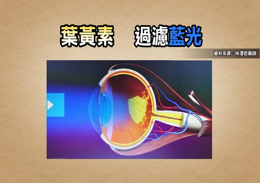 眼睛天然防曬劑 葉黃素