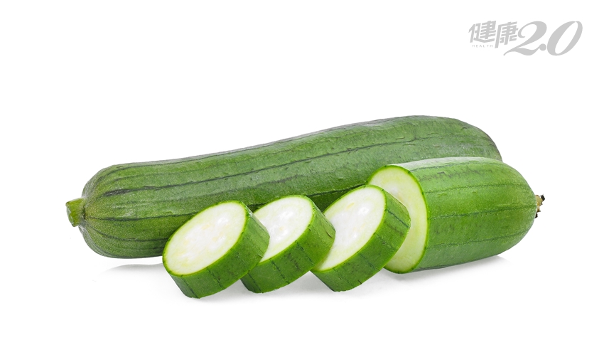 夏天吃瓜補水又減肥!鮮嫩「絲瓜」就是這樣挑