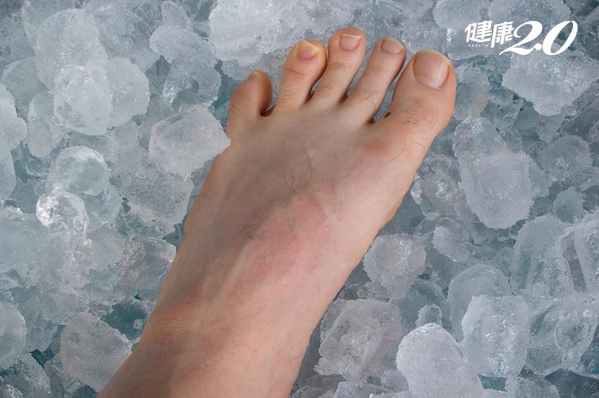 手腳癢到受不了?皮膚科醫師傳授「冰桶急救術」