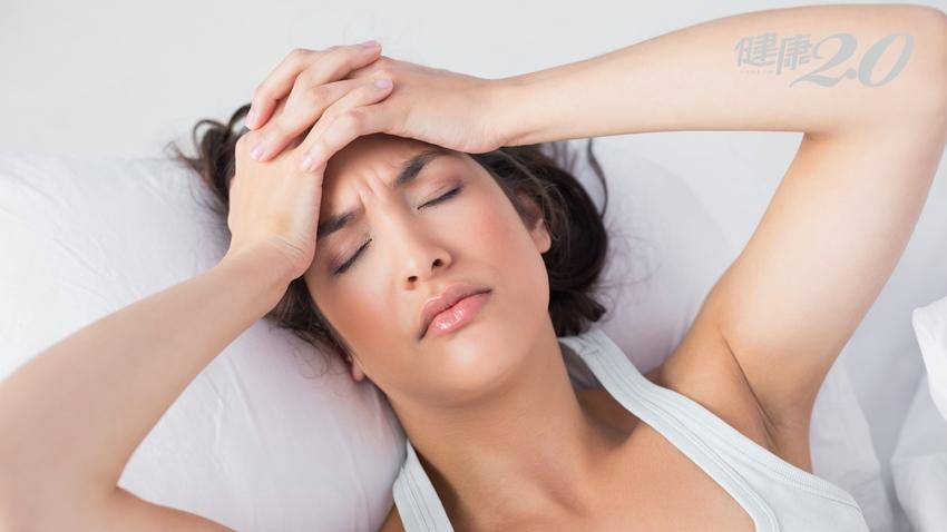 小心!爆炸性頭痛忍不得 年輕人中風的主因就是它