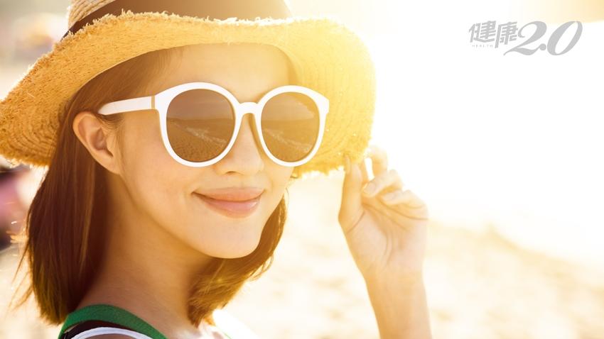 鏡片顏色不是愈深愈好!眼科醫:太陽眼鏡選這3色