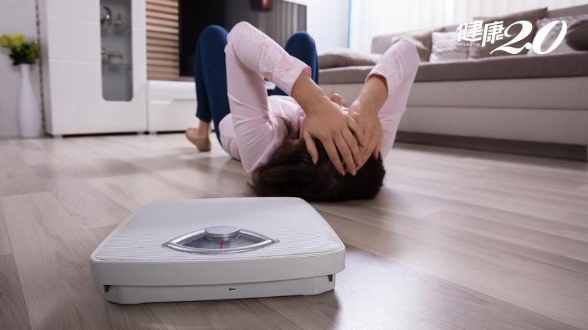 壓力讓人胖上加胖!中醫師公開「3+1」減脂紓壓方
