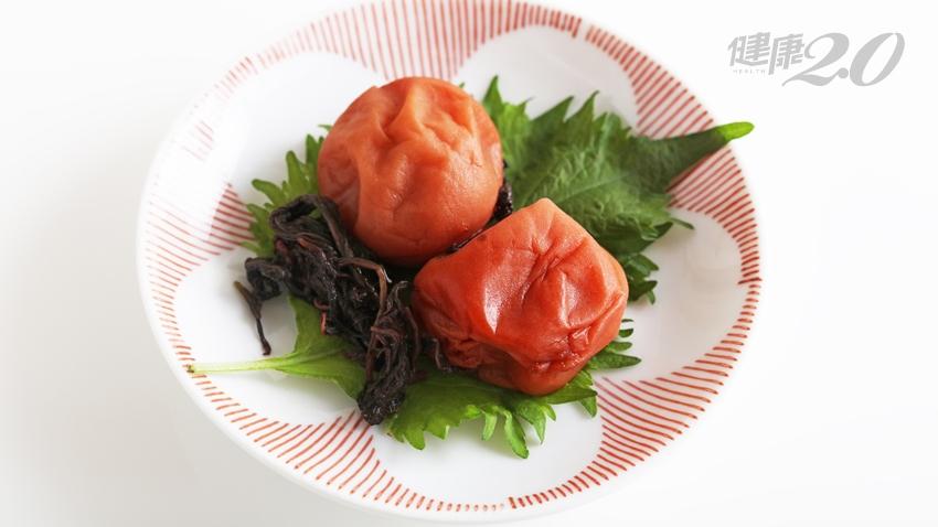 日本人的養生聖品:紫蘇梅殺菌防癌抗氧化