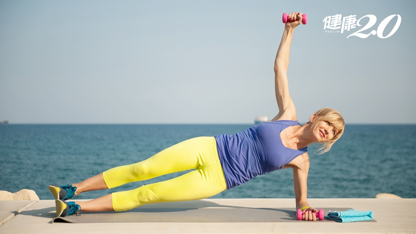 肥肚、蹲不下是肌力不足!「弱肌族」暗藏4種危機