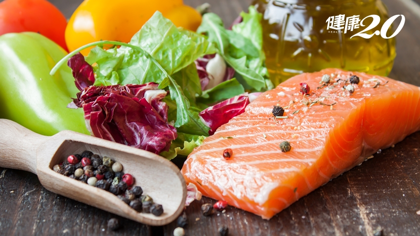 地中海飲食防失智,專家教你「台版食材」這樣吃也有效果
