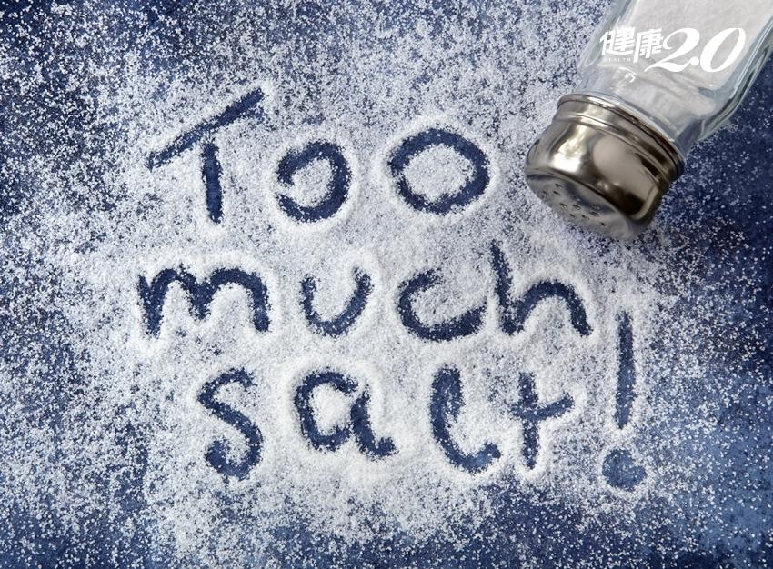 吃太鹹很傷「心」!少碰為妙的7種高鈉食物